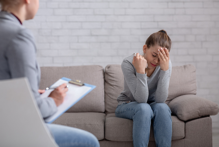Anxiety counselling canberra